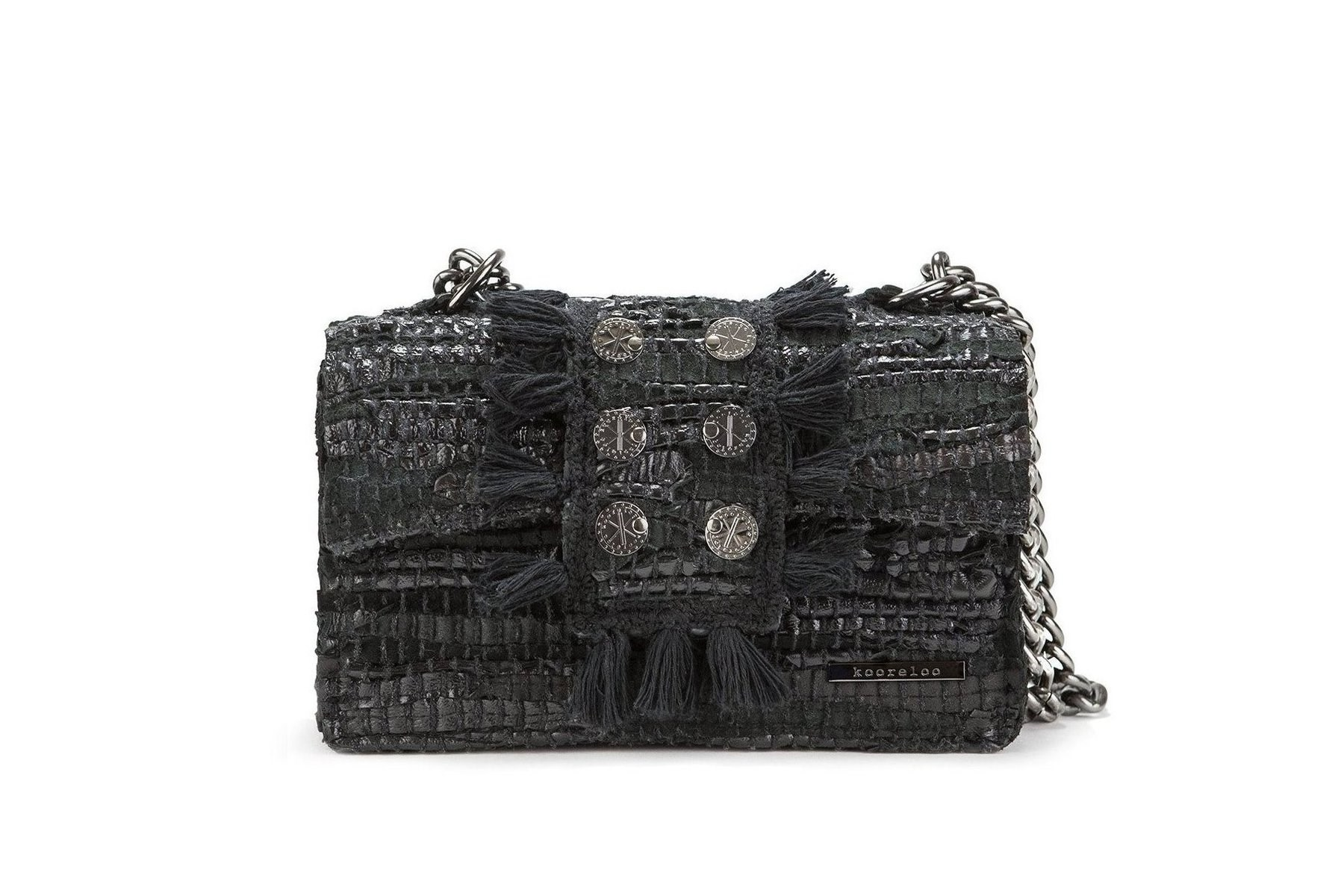 KOORELOO - NEW YORKER - SOHO - BAG - BLACK