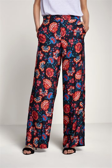 SET - 63564 - PANTS - FLOWER