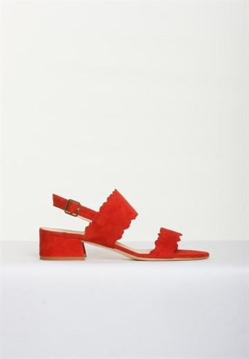 APAIR - 806 - SANDAL - RED