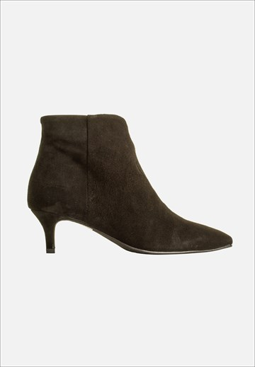 BAILEY - SUEDE BLACK