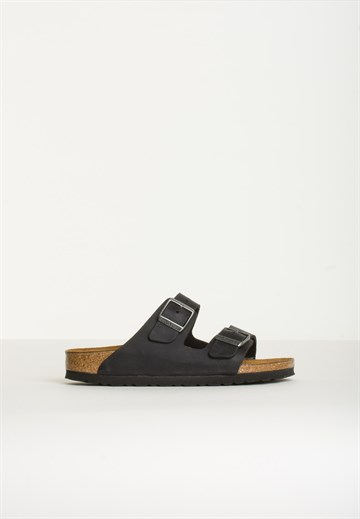 BIRKENSTOCK - ARIZONA - OILED BLACK