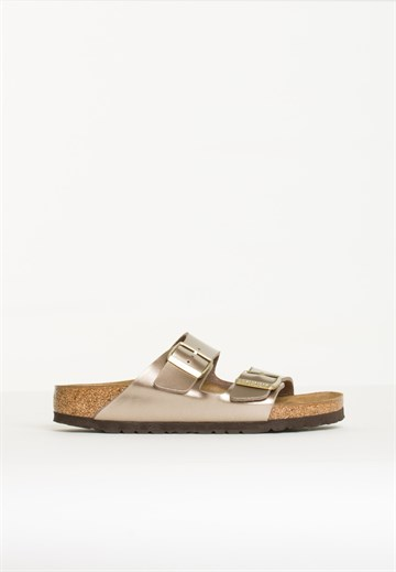 BIRKENSTOCK - ARIZONA - METALLIC TAUPE