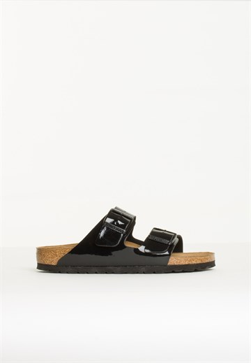 BIRKENSTOCK - ARIZONA - 1005292 - PATENT BLACK