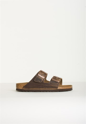 BIRKENSTOCK - 352203 - ARIZONA - OILED TABACCO