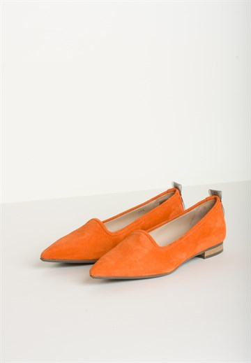 DONNA CAROLINA - 39654141 - BALLERINA - ORANGE