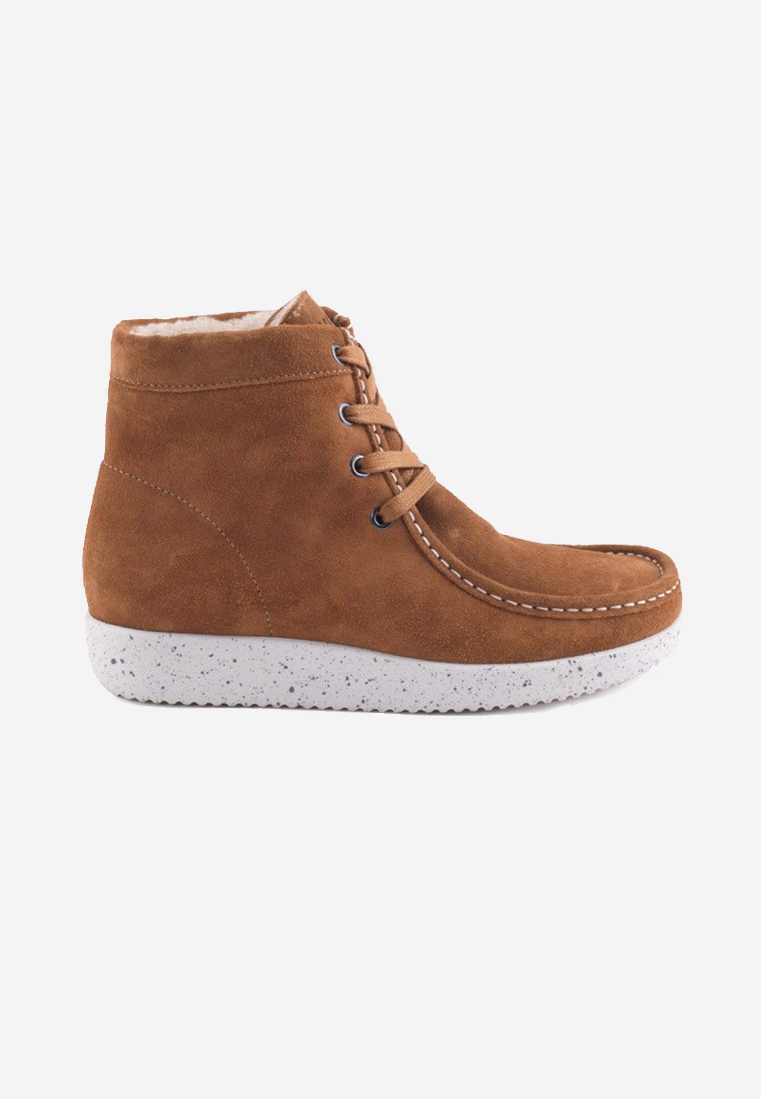 NATURE ASTA SUEDE TOFFEE