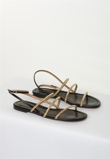 PURA LOPEZ - AO250 - GOLD/BLACK