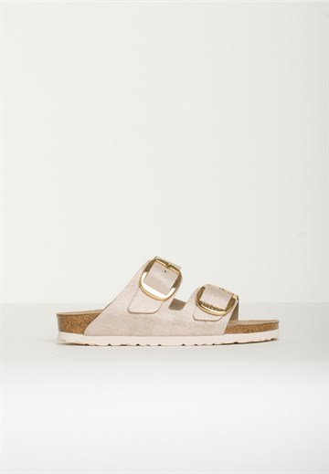 BIRKENSTOCK - ARIZONA - BIG BUCKLE - MET. ROSE GOLD