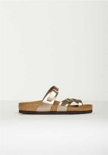 BIRKENSTOCK - MAYARI - ELECTRIC METALLIC TAUPE