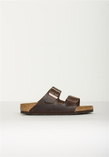 BIRKENSTOCK -  ARIZONA - NU OILED HABANA