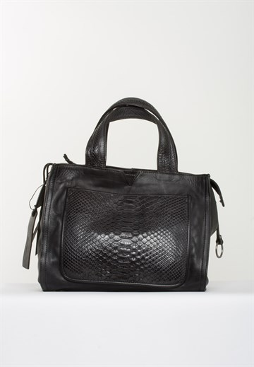 REPTILE'S HOUSE - 43002 - RUM BLACK PYTHON
