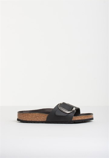 Birkenstock - Madrid - Big Buckle - Black