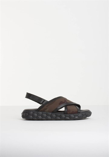 BLUE ON BLUE - FANTOM - SANDAL - CAMOFLAGE