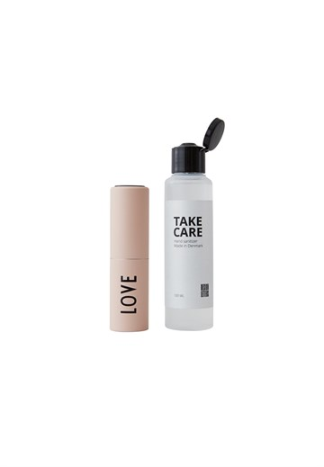 Design Letters - Take Care Hand Sanitizer - Love