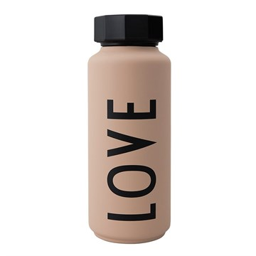 Design Letters - Thermo bottle - Love