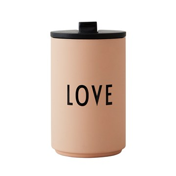 Design Letters - Thermo cup - Love