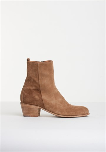 ELIA MAURIZI - 8816 - SUEDE BROWN