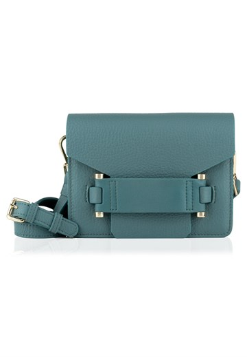 Naledi Copenhagen - Jolie Crossbody Bag - Duck Egg Blue