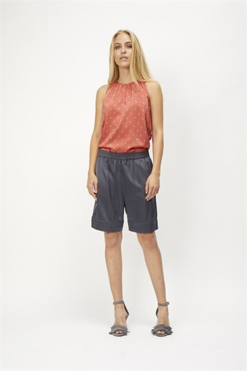 Wardrobe CPH - Isla Shorts - Anthracite